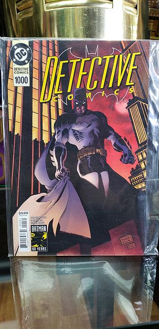 Detective Comic 1000 Cover Tim Sale