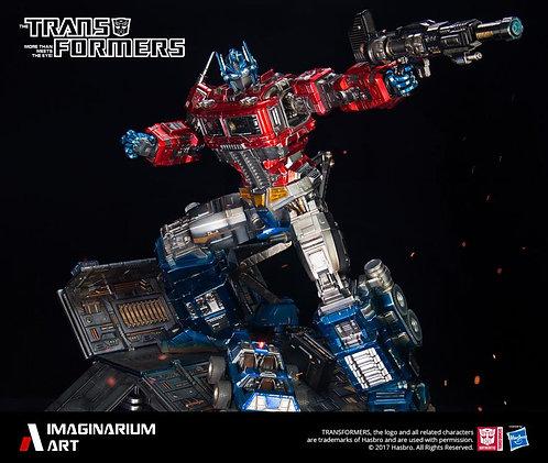 Transformers Generation 1 Optimus Prime Edición Limitada