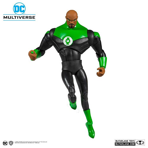 Green Lantern: Justice League DC Multiverse -McFarlane