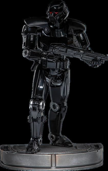 Dark Trooper 1:10 Scale Statue by Iron Studios