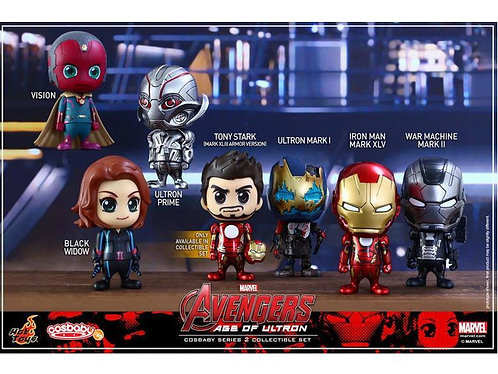 Age of Ultron Cosbaby Vinyl Collectible Hot Toys