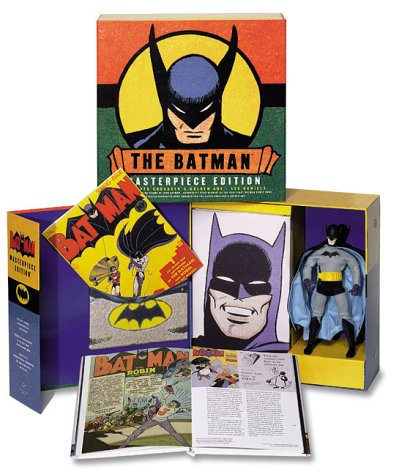 Batman Masterpiece Edition: The Caped Crusader's Golden Age