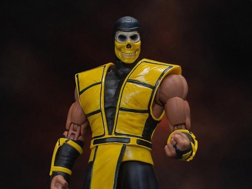 Copia de Baraka Bloody Edition BBTS Mortal Kombat1/12 Storm Collectibles