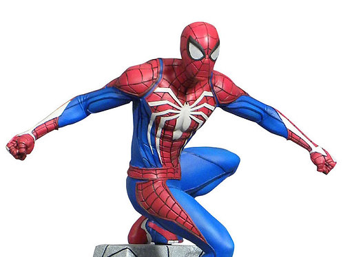 Spider-Man (2018 Video Game) Gallery Spider-Man Figura