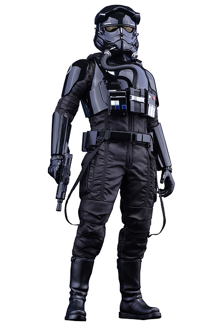 First Order TIE Pilot Hot Toys
