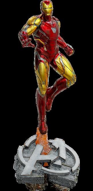 Iron Man Mark LXXXV Avengers Endgame - IRON STUDIOS Legacy Replica 1:4