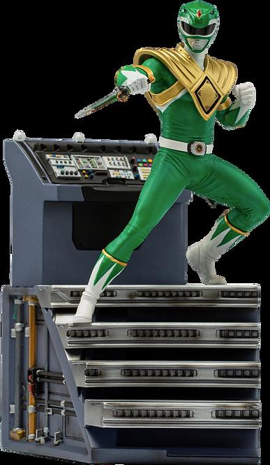 Green Ranger BDS Art Scale 1/10 - Power Rangers - Iron Studios