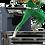 Thumbnail: Green Ranger BDS Art Scale 1/10 - Power Rangers - Iron Studios