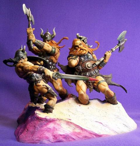 Frank Frazetta's Snow Giants Conan