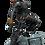 Thumbnail: Natasha Romanoff Marvel : Black Widow - IRON STUDIOS 1:10 Battle Diorama Se