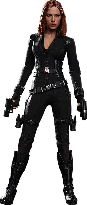 Black Widow The Winter Soldier Hot Toys