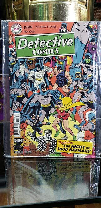 Detective Comics 1000 Cover Michael Cho