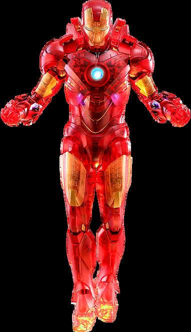 Iron Man Mark IV (Holographic Version) Toy Fair 2020 Hot Toys
