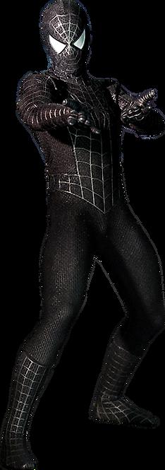 Spider-Man Black Suit Version hot Toys