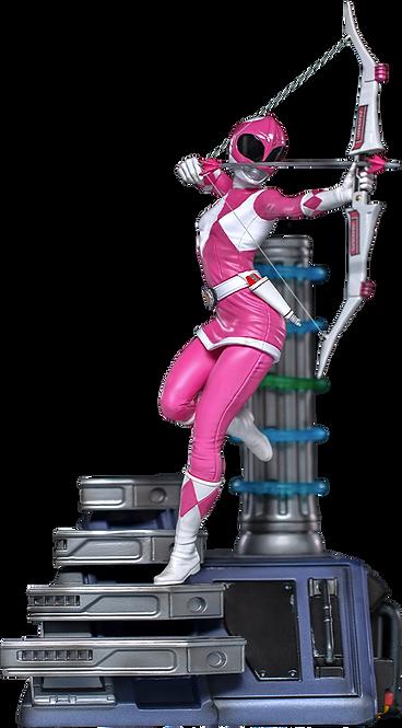 Pink Ranger BDS Art Scale 1/10 - Power Rangers - Iron Studios