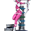 Thumbnail: Pink Ranger BDS Art Scale 1/10 - Power Rangers - Iron Studios
