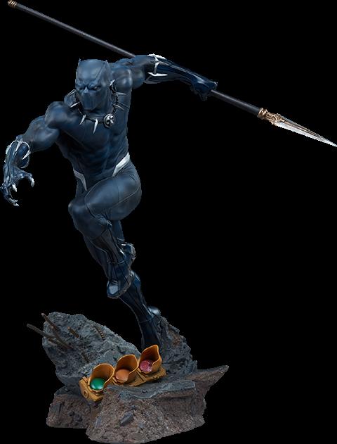 Black Panther Avenger Assemble Sideshow