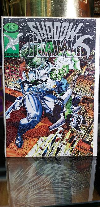 Shadowhawk #4 - Año 1992