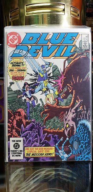 Blue Devil #5 - Año 1984