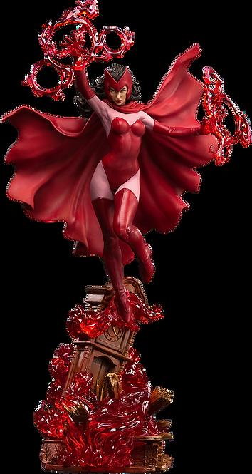 Scarlet Witch XMEN Marvel Comics - IRON STUDIOS 1:10