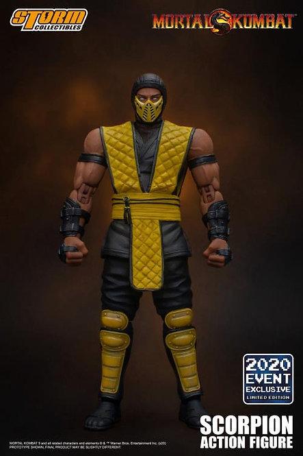 Scorpion SDCC2020 Mortal Kombat 1/12 Storm Collectibles