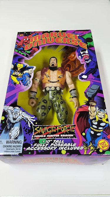 Marvel Universe Toy Biz Kraven - Año 1996