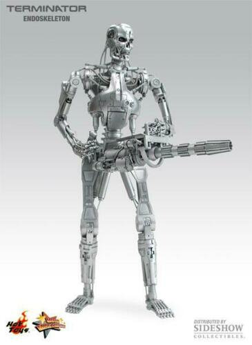 T800 The Terminator Hot Toys MMS33