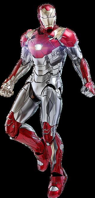 Iron Man Mark XLVII Diecast Hot Toys