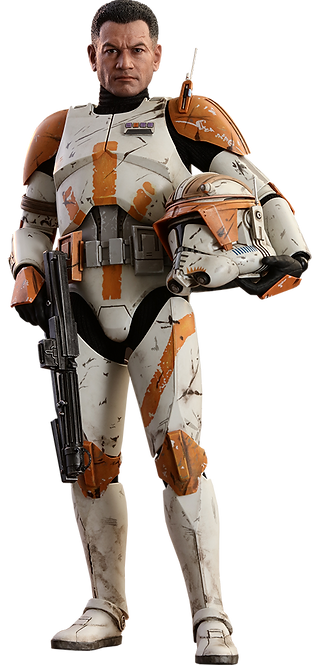 Commander Cody - Hot Toys