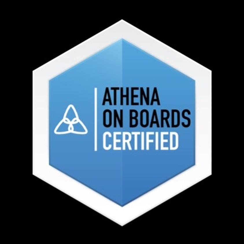 Athena On Boards Cohort 2 Workshop 2