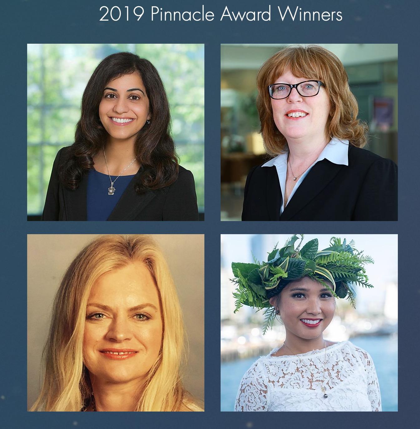Pinnacle Award Nomination Deadline