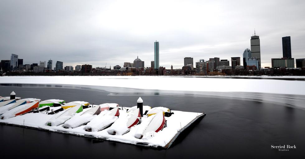 Charles River Boston Views