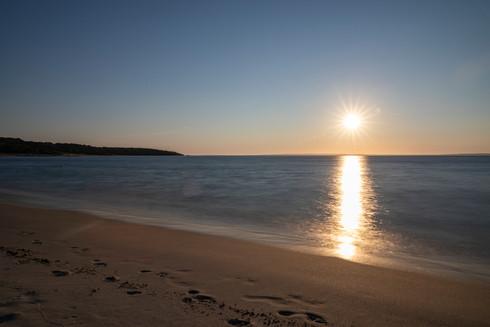 Sunset at Lambert's Cove