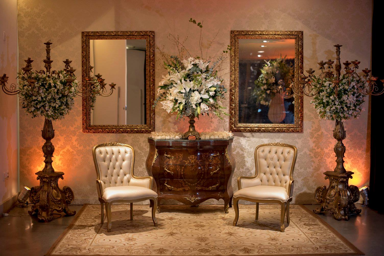 Mesa de bem-casados