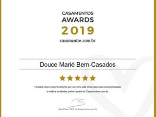 Prêmio Casamento Awards 2019