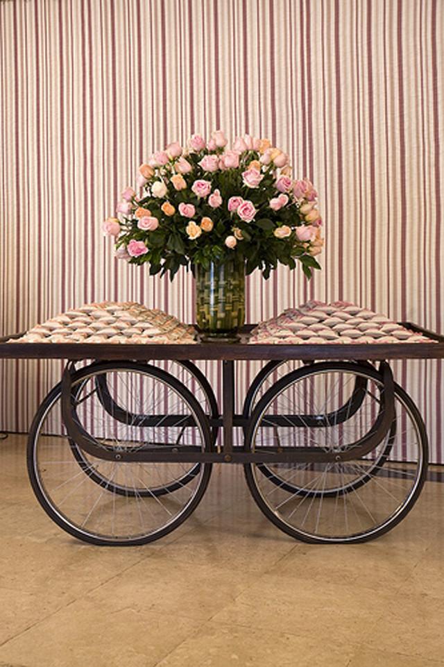 Bicicleta de bem-casados