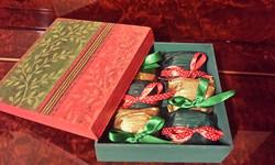 caixa bem natalino