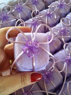 Bem-casado lilás