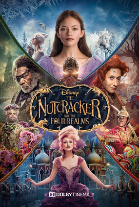 The Nutcracker and The Four Realms Film