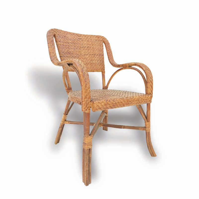 PARIS BISTRO Rattan Dining Chair