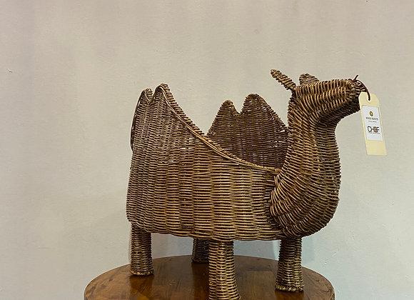 Camel Basket (Natural Colour)