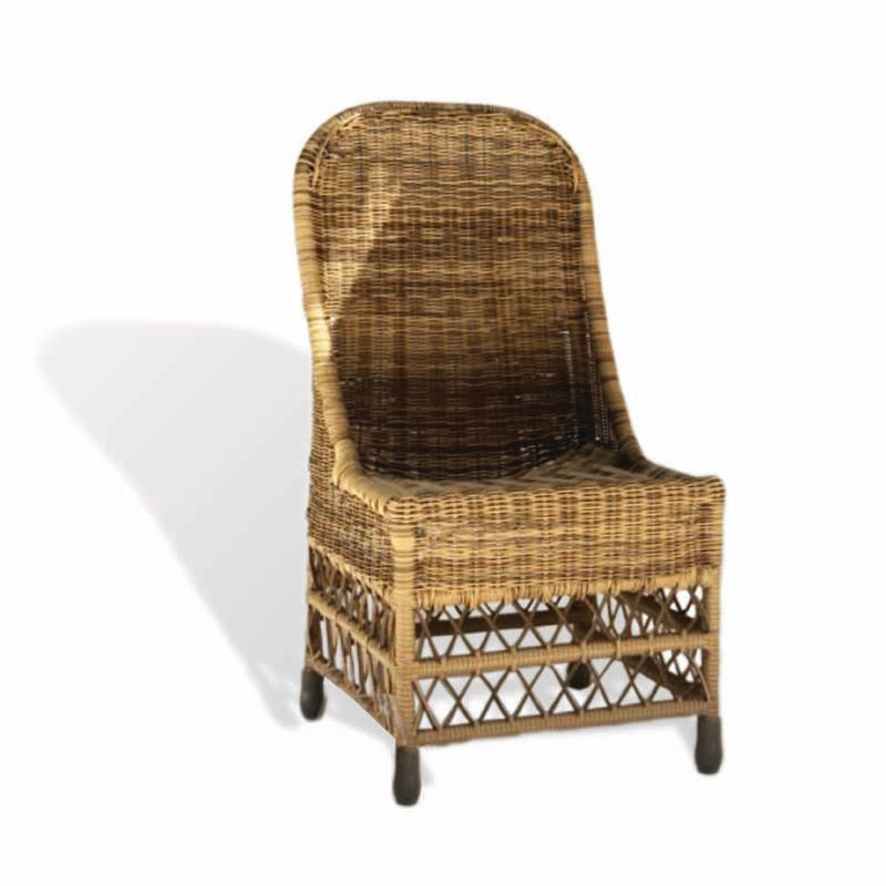 ELEGANT (Side) Rattan Chair