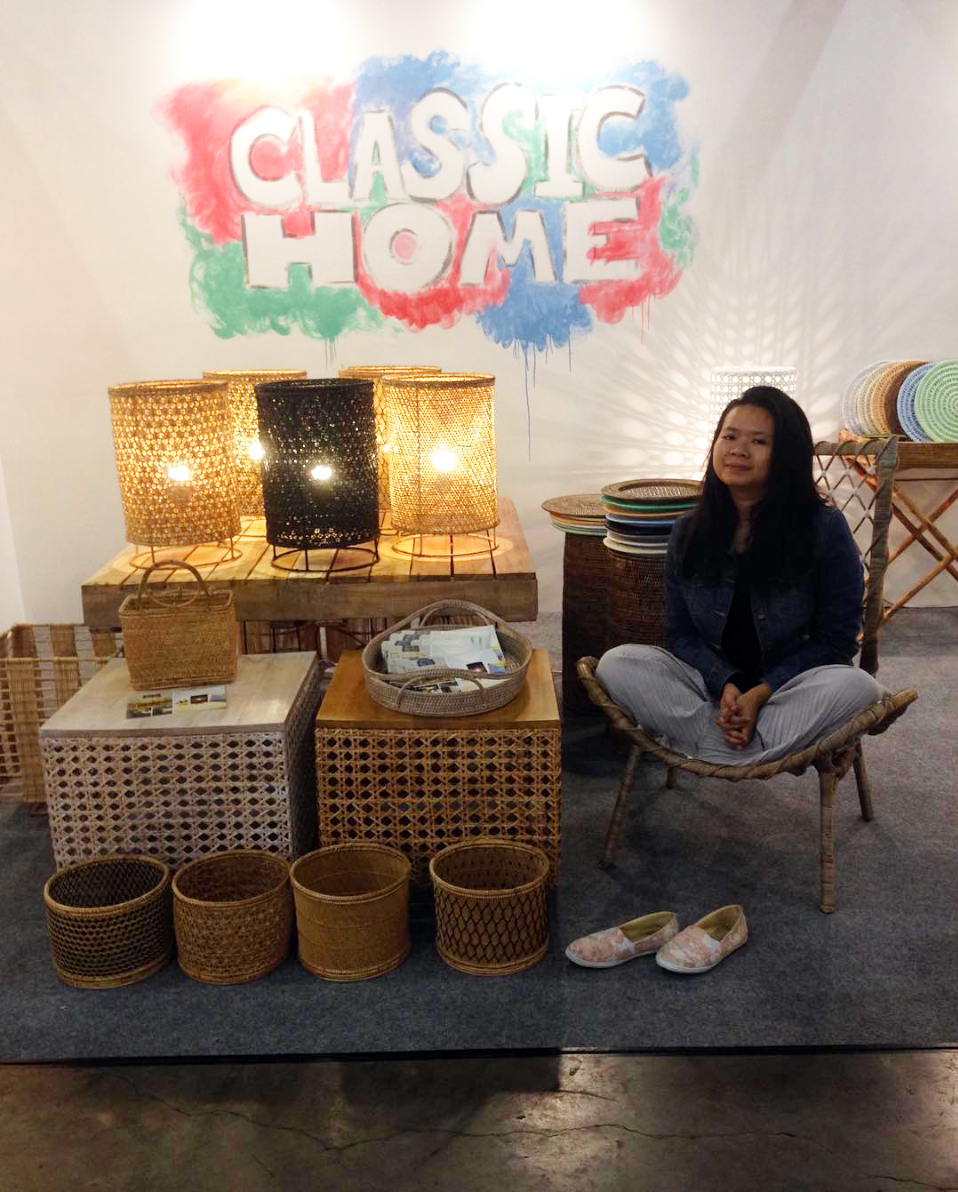 furniture fair singapore - classic home rattan factory
