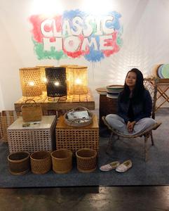 furniture fair singapore - classic home rattan factory