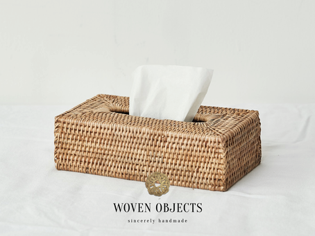 Rattan accessories : tabletop edition