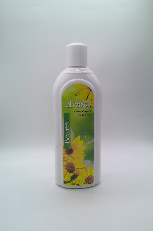 BETRES ARNICA BODY LOTION 14.0 OZ
