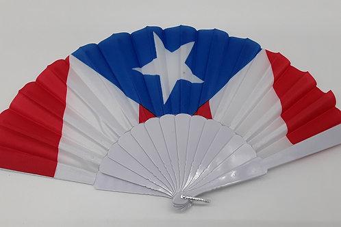 ABANICO DE MANO PUERTO RICO