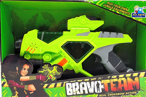 BRAVO TEAM GUN