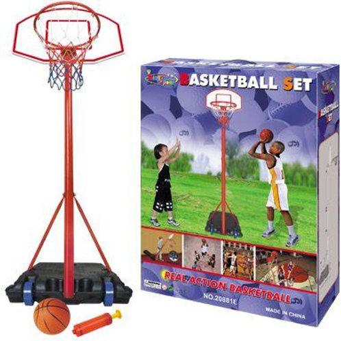 BASKETBALL HOOP STAND SET 8FT