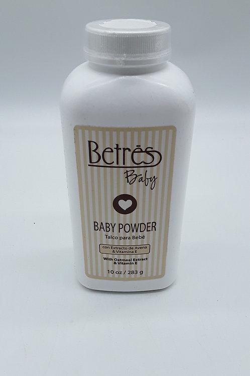 BETRES BABY TALCO TALC 10 OZ